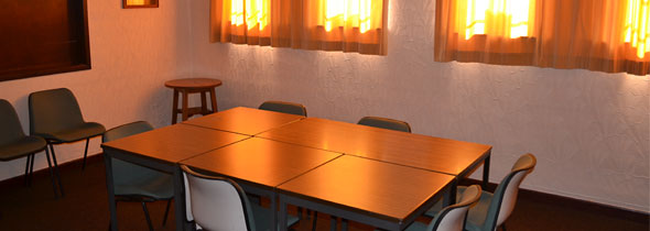Nether Whitacre Village Hall Meeting Room